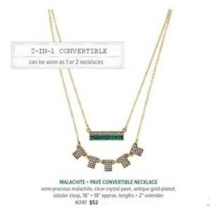 Chloe and Isabel Convertible Necklace